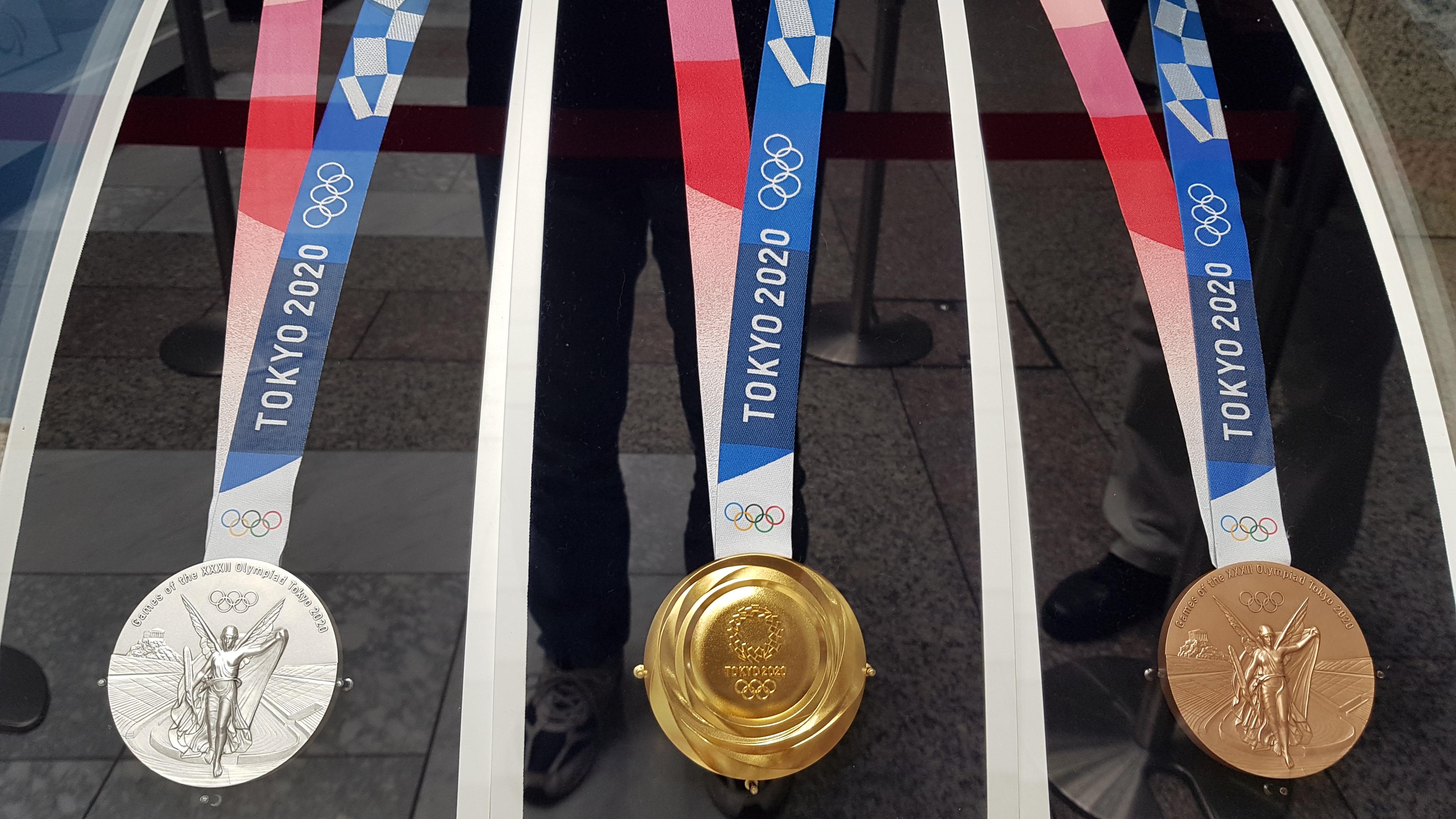 東京オリンピック メダル