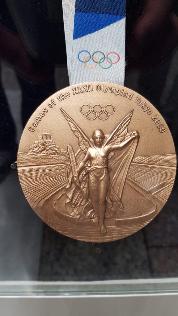 東京オリンピック 銅メダル