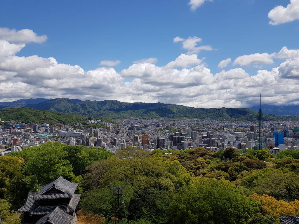 松山城下町