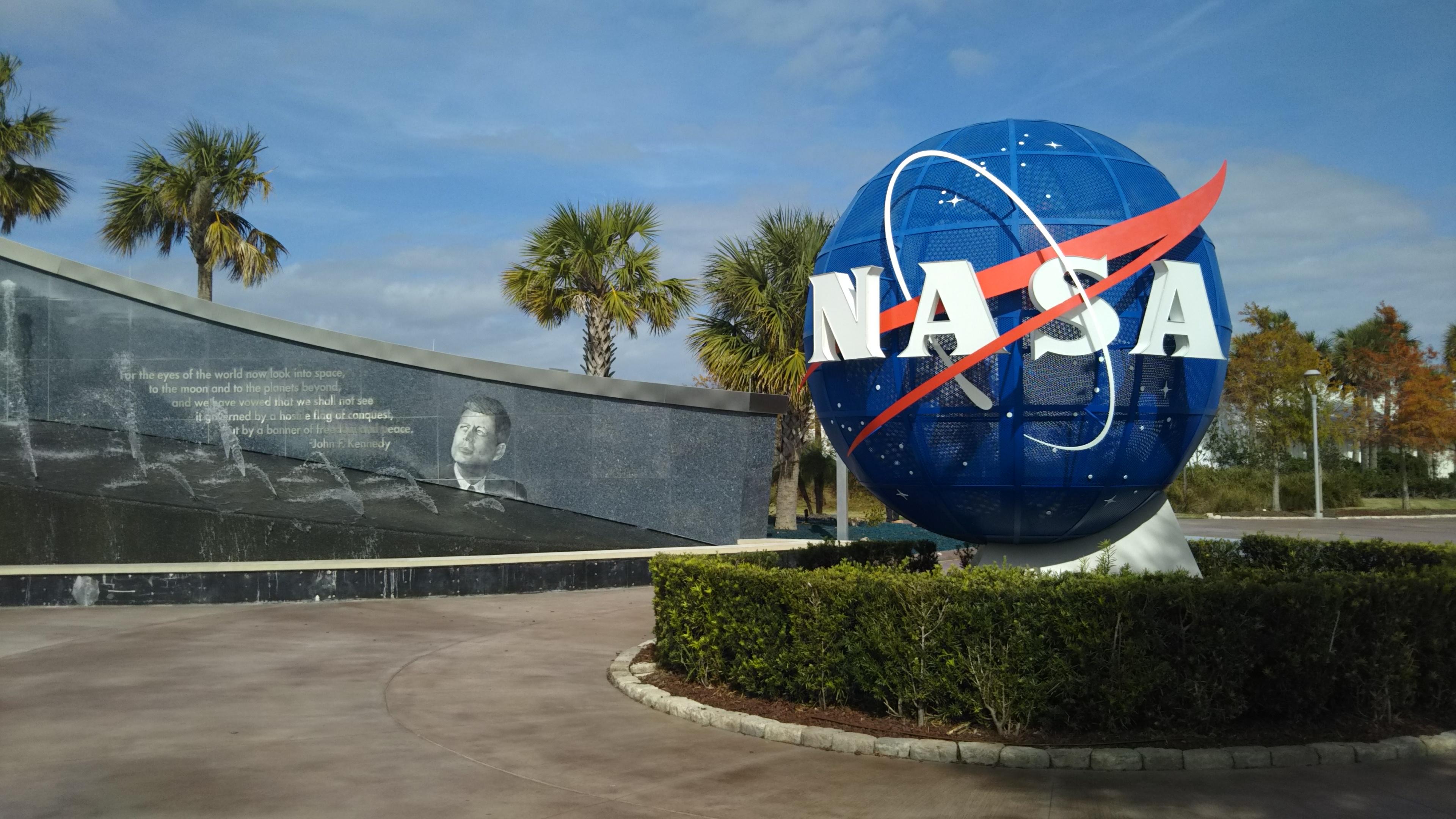 ケネディ宇宙センター1